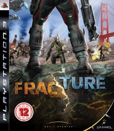 ���� Fracture [Playstation 3, ���������� ������]