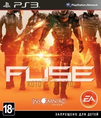 ���� Fuse [PS3, ���������� ������]