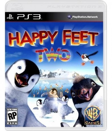 Игра Happy Feet 2 [PS3, русская документация]