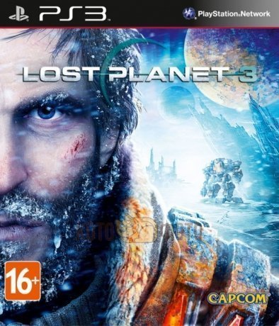 ���� Lost Planet 3 [Playstation 3, ������� ��������]