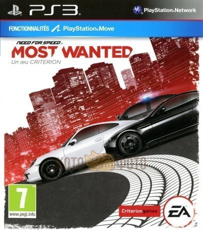 Игра Need for Speed: Most Wanted (a Criterion Game) (Essentials) [PS3, русская версия]