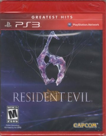���� Resident Evil 6 (Essentials) [PS3, ������� ��������]