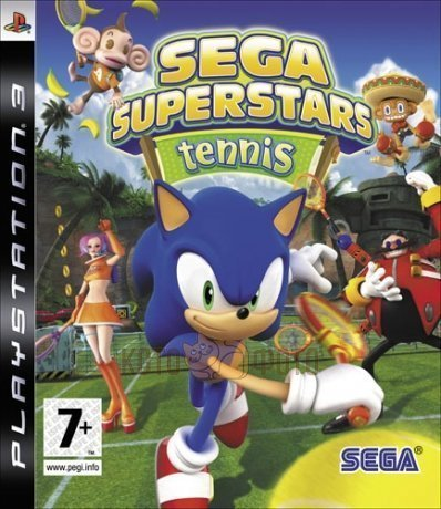 Игра Sega Superstars Tennis [PS3]