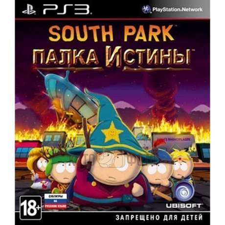 ���� South Park: ����� ������ (Essentials) [Playstation 3, ������� ��������]