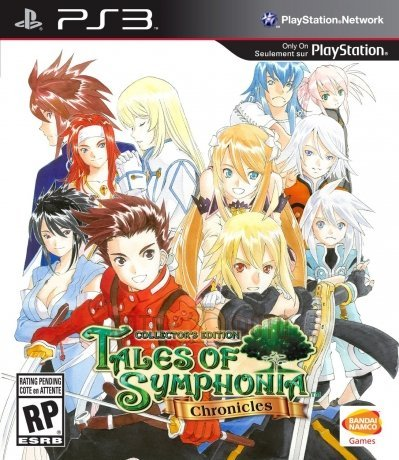 Игра Tales of Symphonia Chronicles [Playstation 3, английская версия]