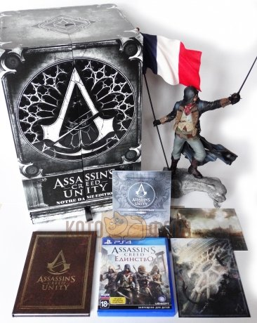 ���� Assassins Creed: ��������. Notre Dame Edition [Xbox One, ������� ������]