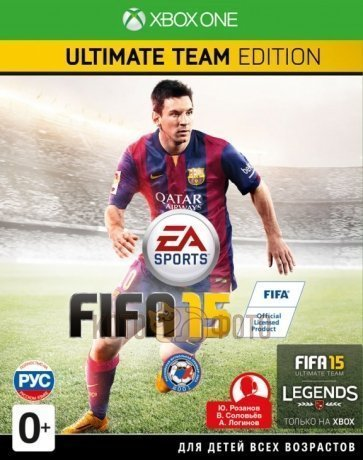 ���� FIFA 15. Ultimate Team Edition [Xbox One, ������� ������]