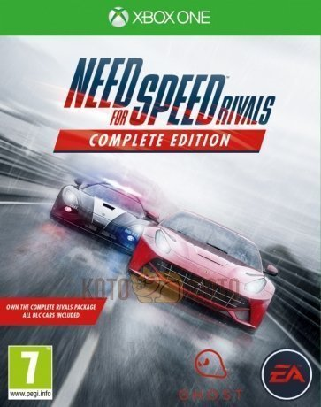 Игра Need for Speed Rivals. Complete Edition [Xbox One, английская версия]