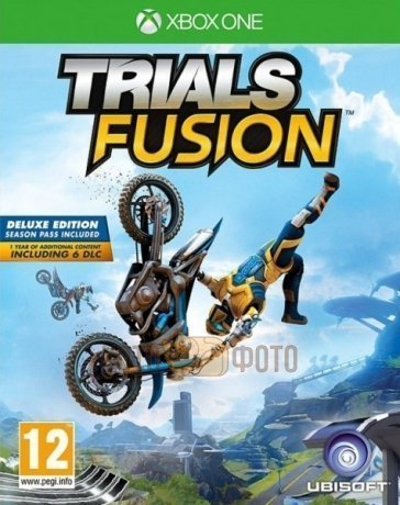 Игра Trials Fusion: The Awesome. Max Edition [Xbox One, русская версия]