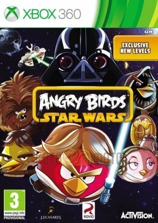 ���� Angry Birds Star Wars (� ���������� MS Kinect) [Xbox 360, ������� ������]