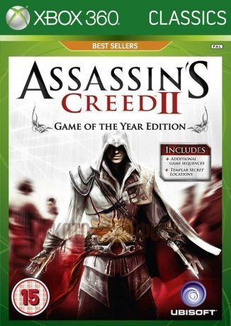 ���� Assassins Creed 2 Game of the Year Edition (Classics) [Xbox 360, ������� ������]