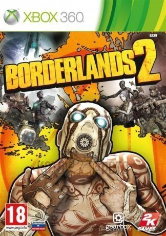 ���� Borderlands 2 Day One Edition [Xbox 360, ������� ������������]