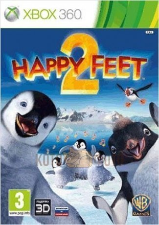 Игра Happy Feet 2 [Xbox 360, русская документация]