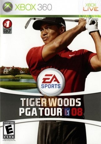 Игра Tiger Woods PGA Tour 08 [Xbox 360]