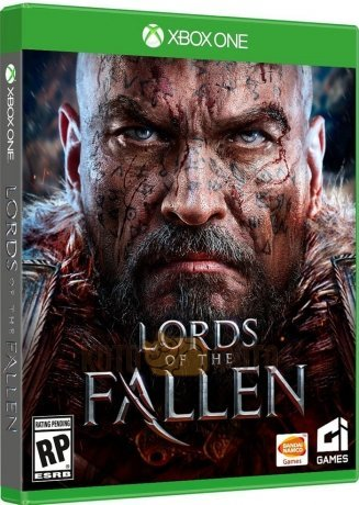 Игра Lords of the Fallen (Xbox One)