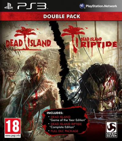 ���� Dead Island DOUBLE PACK (PS3)