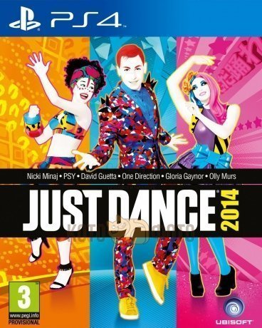 ���� Just Dance 2014 (� ���������� PS Move) (PS4)
