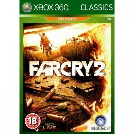 ���� Far Cry 2 CLASSICS (xbox 360)