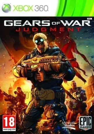 Игра Gears of War Judgment (K7L-00018)