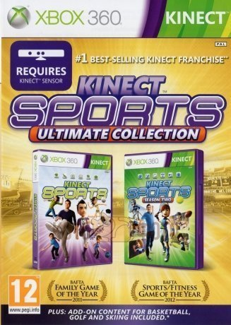 Игра Kinect Sports Ultimate (4GS-00019)