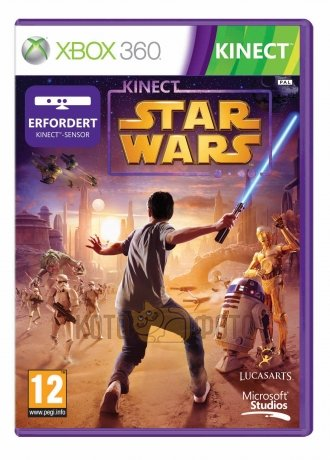 Игра Kinect Star Wars (TED-00023)