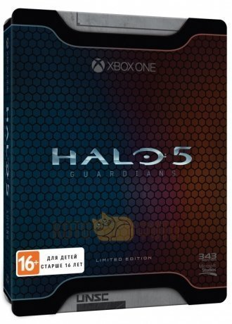 ���� Halo 5 Guardians. Limited Edition. ��� Xbox One. (CV3-00021)