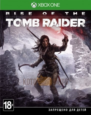 Игра Rise of the TOMB RAIDER для Xbox One. Рус. версия (PD5-00014)