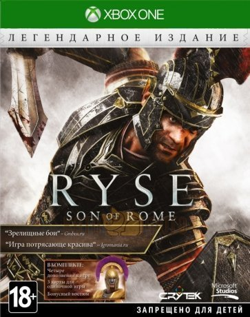 ���� Ryse: Son of Rome Legendary Edition ��� Xbox One. ���. ������ (5F2-00019)