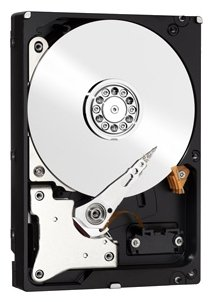 Жесткий диск WD Original SATA-III 4Tb WD40EFRX Red (5400rpm) 64Mb 3.5