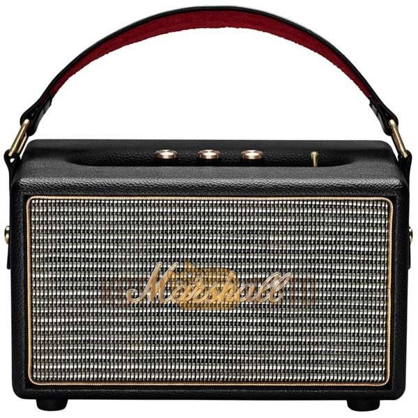 Портативная акустика Marshall Kilburn Black запонки churchill accessories churchill accessories mp002xm0w76l