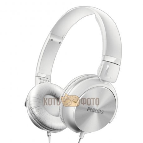 Наушники Philips SHL3060/00 White наушники philips she3515wt white