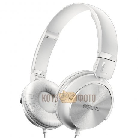 Наушники Philips SHL3160/00 White philips she3515wt white наушники
