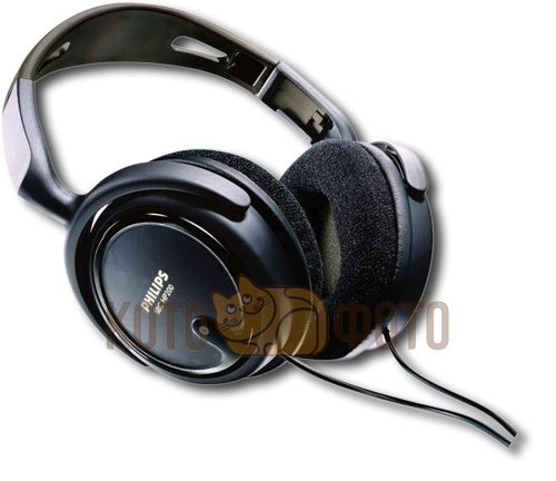 Наушники Philips SHP2000 Black наушники philips she1350 черные