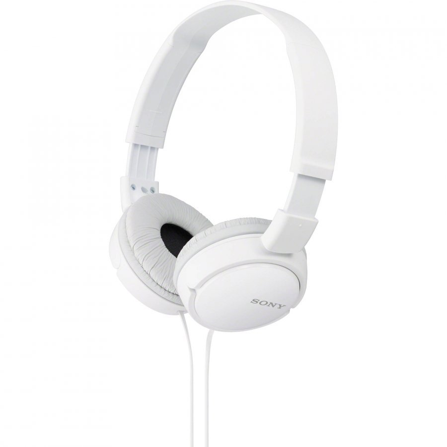 Наушники Sony MDR-ZX110 White sony mdr zx110 white