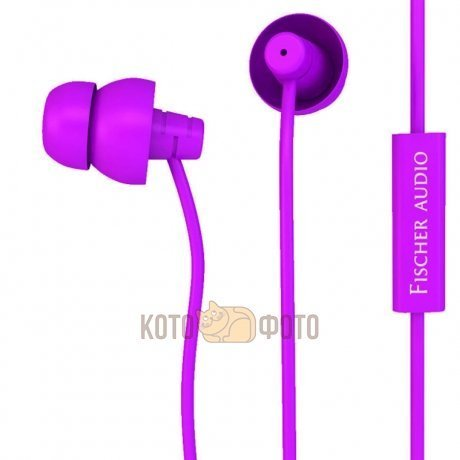 Наушники Fischer Audio Dream Catcher Spiritual Violet
