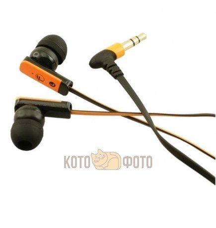 Наушники Fischer Audio FA-555 Orange-Black