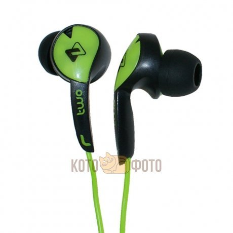 Наушники Fischer Audio JB Two Black-Green