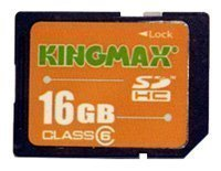 KINGMAX Kingmax SD 16GB High-Capacity (Class 6)