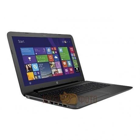 Ноутбук HP 250 G4 Core i5 5200U (4Gb/500Gb/DVD-RW/Intel HD Graphics 5500/15.6), черный