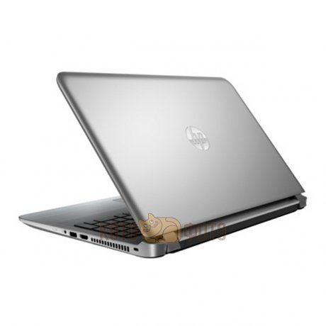 Ноутбук HP Pavilion 15-ab007ur Core i5 5200U (4Gb/500Gb/DVD-RW/nVidia GeForce 940M 2Gb/15.6), серебро