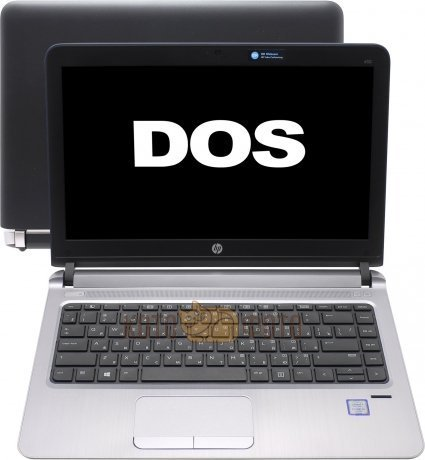 Ноутбук HP ProBook 430 G3 Core i3 6100U (4Gb/500Gb/Intel HD Graphics 520/13.3), черный