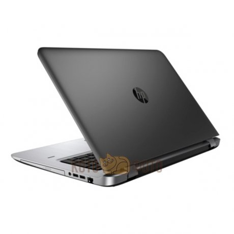 Ноутбук HP ProBook 470 G3 Core i5 6200U (4Gb/500Gb 2Gb/17.3), черный