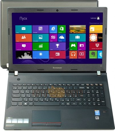 Ноутбук Lenovo E50-70 Core i3 4030U (4Gb/1Tb/DVD-RW/Intel HD Graphics 4400/15.6), черный