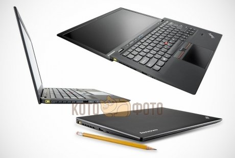 Ультрабук Lenovo ThinkPad X1 Carbon Core i7 5500U (8Gb/SSD256Gb/Intel HD Graphics 5500/14), черный