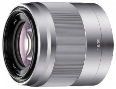 Объектив Sony 50mm f:1.8 OSS (SEL-50F18) объектив премиум sony 28 70mm f 3 5 5 6 oss sel 2870