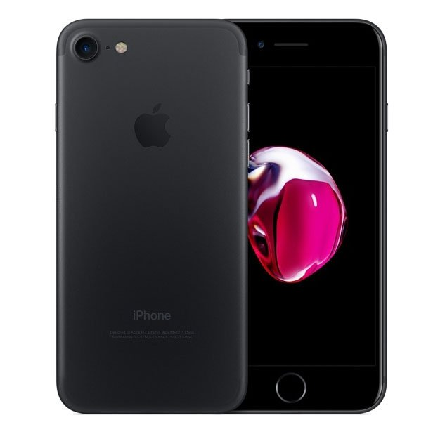 Смартфон Apple iPhone 7 128Gb Black (MN922RU;A) смартфон