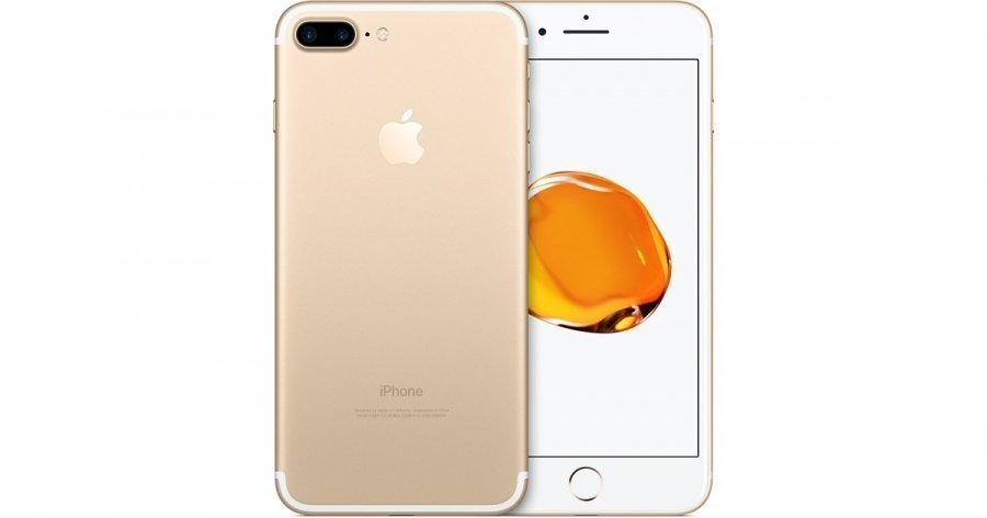 Смартфон Apple iPhone 7 Plus 128GB Gold (MN4Q2RU/A)