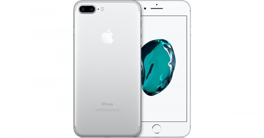 Смартфон Apple iPhone 7 Plus 128GB Silver (MN4P2RU/A) стоимость