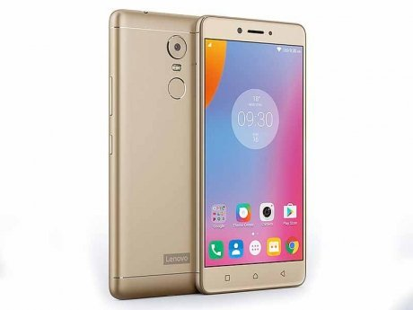 Смартфон Lenovo K6 Note Gold