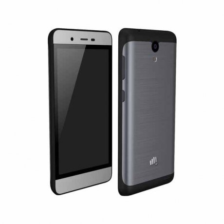Смартфон Micromax Q4202 Black смартфон micromax bolt q379 yellow